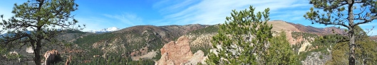 Glen Eyrie View