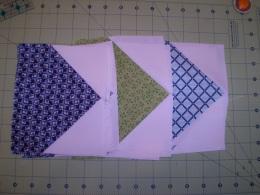 quilt block step 2