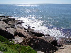 Argentina Coastline