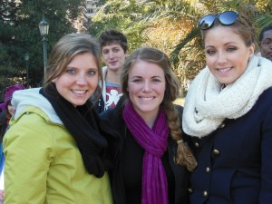 Erin, Emily and Jordann