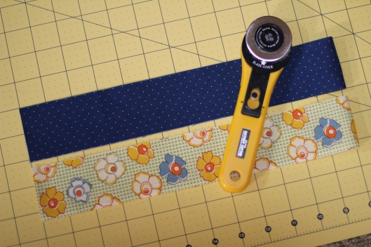 Camera Strap Tutorial: Cut Strips