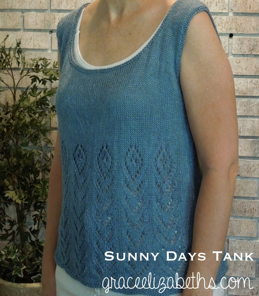A Sunny Days Tank - Front