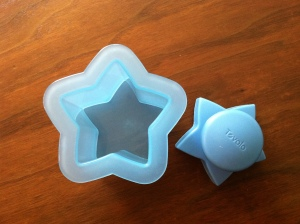Star Ice Cream Sandwich Mold