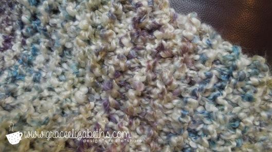 Easy Knit Blanket by Grace Elizabeth's www.graceelizabeths.com
