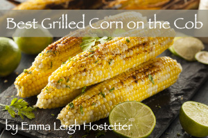 8 Irresistible Corn on the Cob Recipes: Best Grilled Mexican Corn on the Cob. GraceElizabeths.com